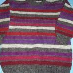 Alle burde lære seg å strikke genser