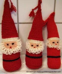 fargeglade sokker oppskrift