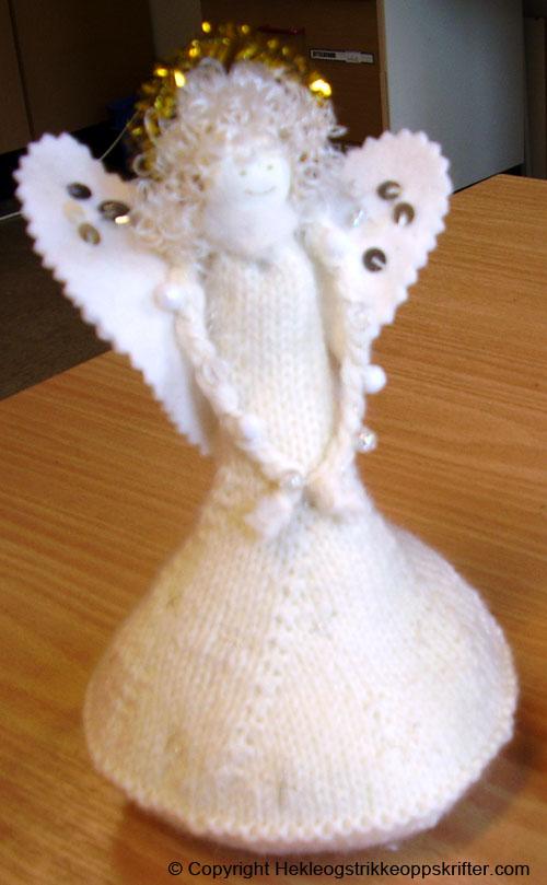 strikket-engel