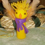 strikke til påske