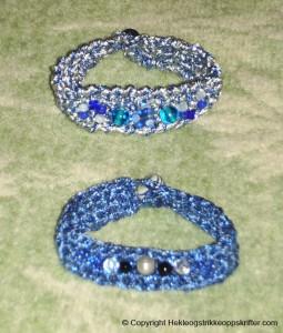 hekle smykker