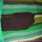 Avansert strikk av lomme.