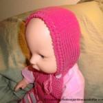 Baby born dukke: Kyse og Dukke Sokker Med Spiraleffekt