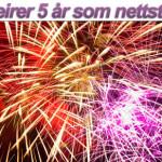 Hekleogstrikkeoppskrifter.com – Vi Har i Dag Holdt På i 5 År!