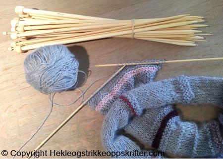 strikking-av-hals