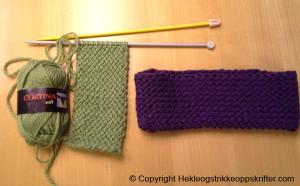 panneband-strikk