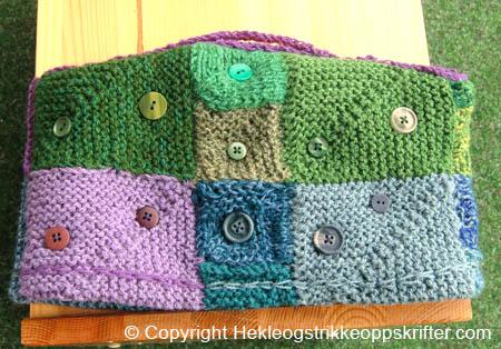 strikke tekannehette