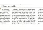 Bloggen vår i Aftenposten!