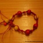 Makramé armbånd til inspirasjon