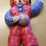 Trolldeig Oppskrift – Lage Trolldeigfigurer Som Klovn Og Mus