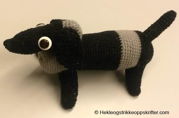 heklet-hund