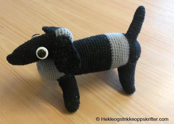 hund-hekle