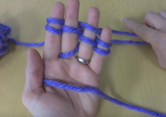 fingerstrikking