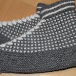 Slik Strikker Du Mormors Sokker ( Bosnia Tøfler )