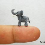 Fantastiske Heklede Miniatyr Dyr – Hvilken Liker Du Best?